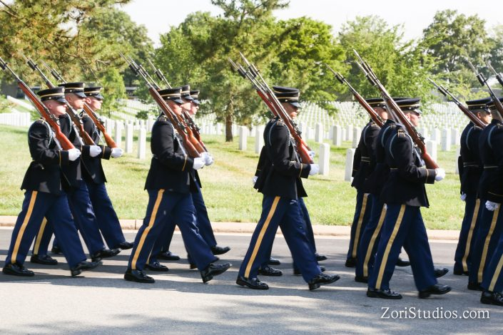 Arlington Funeral Ceremony