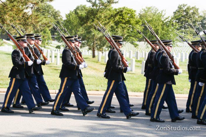 Arlington Funeral Ceremony