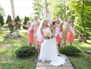 wedding video recording