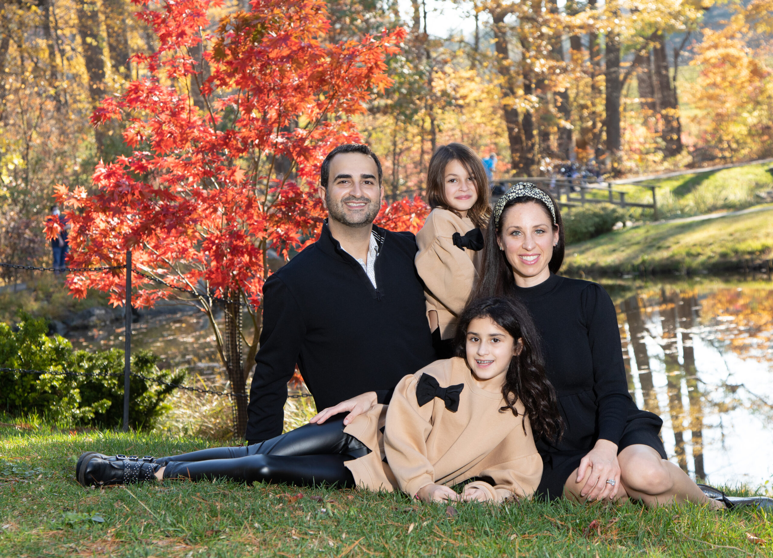 what to wear in family photo session?